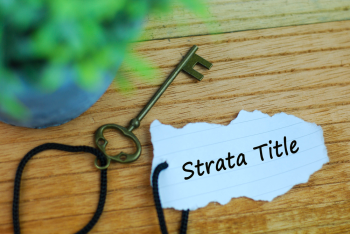 What is a strata search and why should you do one before purchasing a strata property?