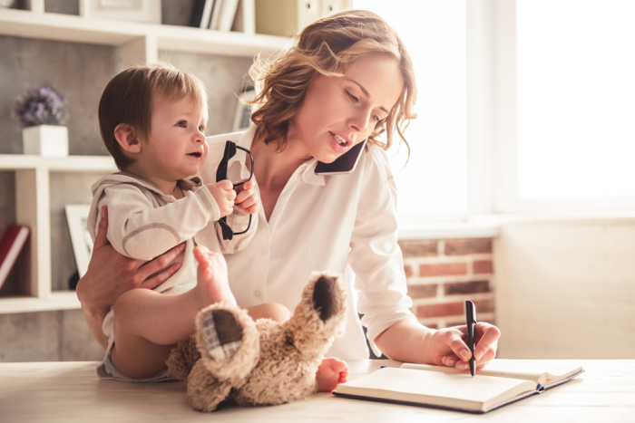 I'm returning to work after having children. Is real estate the career for me?